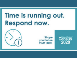 Census 2020(Time Running Out)