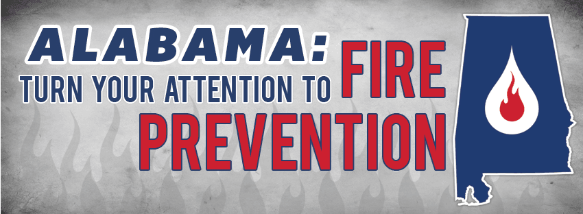 Turn Your Attention to Fire Prevention Website