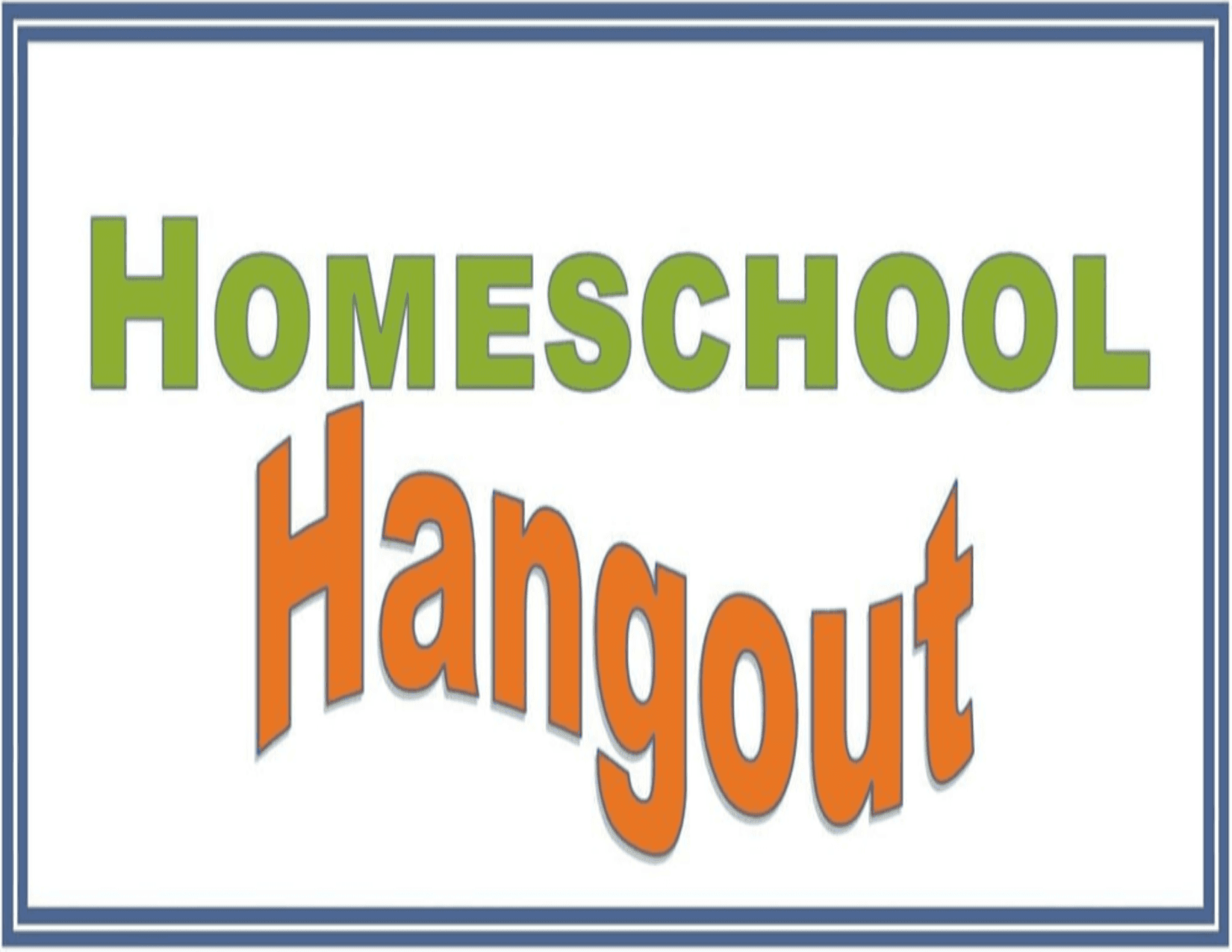 Homeschool Hangout