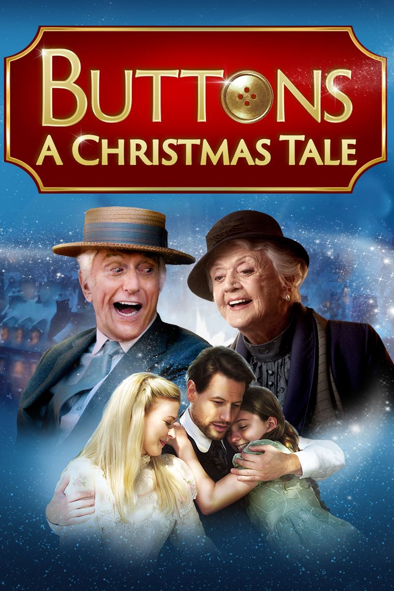 buttons a christmas tale poster